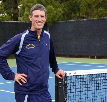 Tennis Coach Bob Hansen Consistently Serves Up National Champs