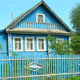 A Russian dacha