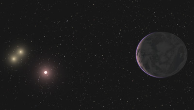 Found: Three new planets - TIME   New Planet Discovery 2012