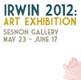 poster of UCSC's 2012 Irwin Scholars