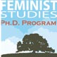 poster announcing new UC Santa Cruz Feminist Studies Ph.D. program