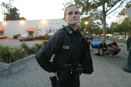 Alumna Killed In Line Of Duty Info On Memorial Support