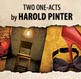 playbill--Harold Pinter plays