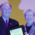 Photo of Congressman Sam Farr and Sandra Faber