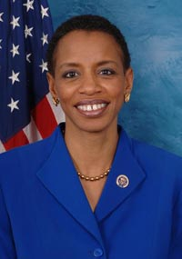 U.S. Rep. Donna Edwards, D-MD