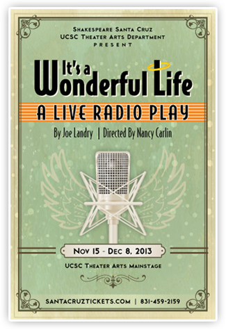 Ssc Holiday Show 39 It S A Wonderful Life A Live Radio Play 39 Opens Nov 15
