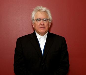 UC Santa Cruz alumnus Ron Yerxa at the Houston Cinema Arts Festival