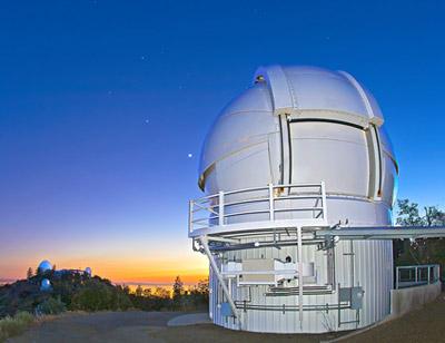 Lick Observatoriets exoplanet-jæger robot teleskop