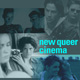 poster for UCSC lecture series on New Queer Cinema