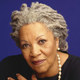 Toni Morrison (photo by Timothy Greenfield-Sanders)