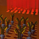 plasmonic nanohole arrays