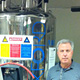 Glenn Millhauser in NMR Facility