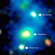 Against all odds: Astronomers baffled by discovery of rare quasar quartet