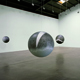 A Russell Crotty exhibition at Shoshana Wayne Gallery in Los Angeles, 2000.