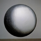 Russell Crotty, M15 Globular Cluster in Pegasus, 2001, Ink on paper on fiberglass sphere 4