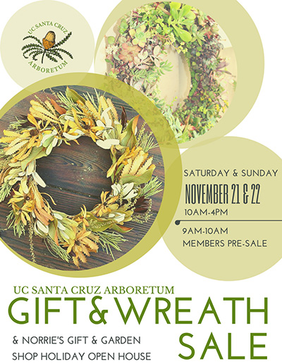 Annual Gift and Wreath Sale at the Arboretum will be held Nov. 21 ...
