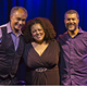 UC Santa Cruz humanities dean Tyler Stovall, jazz vocalist Kim Nalley, UCSC history profes