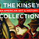 Kinsey African Amerian Art and History Collection postcard