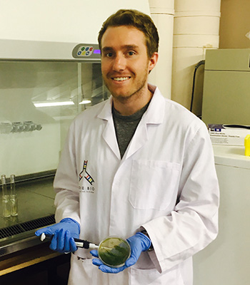 Biology grad wins seed funding for biotech startup company