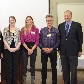 Excellence in Teaching award recipients