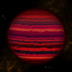 image of brown dwarf