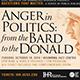 poster of anger n politics