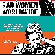 cover of Rad Women Worldwide book  by Kate Schatz