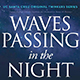 poster for Waves Passing in the Night event at UC Santa Cruz
