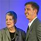 Janet Napolitano and John Felts