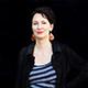 Theater Arts professor Kimberly Jannarone (Photo by Nolan Calisch)
