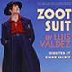 UC Santa Curz Zoot Suit poster
