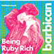 Poster for Being Ruby Rich event in London