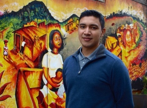 Murals tell a story of pan-Latino solidarity in SF's Mission District