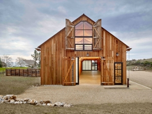 Cowell Ranch Hay Barn Recognized By Architects