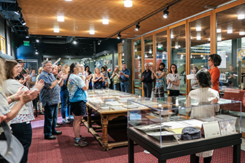 New Grateful Dead Archive exhibit opens at McHenry Library