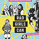 book cover of Rad Girls Can by Kate Schatz