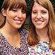 Portrait of Julie and Kristen Gautier-Downes