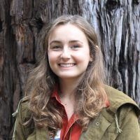Three UCSC undergrads honored for presentations at national