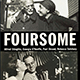 book cover of Foursome by Carolyn Burke