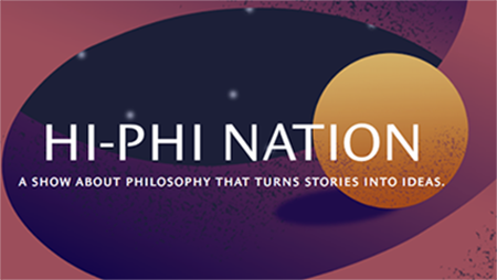 Hi-Phi Nation' philosophy podcast host to launch humanities