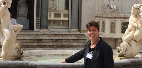 Jenny Reardon participates in Vatican workshop on personalized medicine
