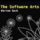 book cover of UCSC arts prof Warren Sack