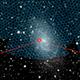 image of Triangulum galaxy
