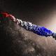 'Oumuamua simulation