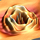 3D image of quantum dot