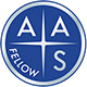 AAS Fellows logo