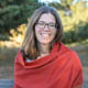 Professor Stacy Philpott poses outdoors on the UCSC campus