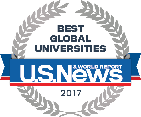 Best Global Universities - U.S. News & World Report 2017