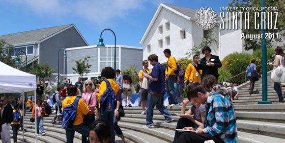 UC Santa Cruz - Newsletter