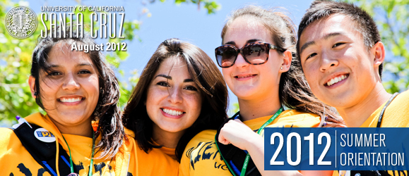 Summer Orientation 2012 - Header Photo